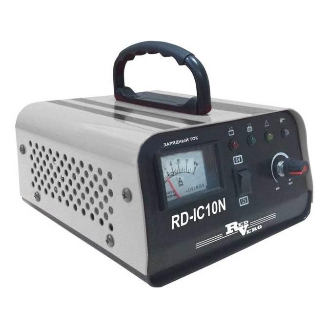 Зарядное устройство для электроинструмента RedVerg RD-IC10N redverg rdmma 160k