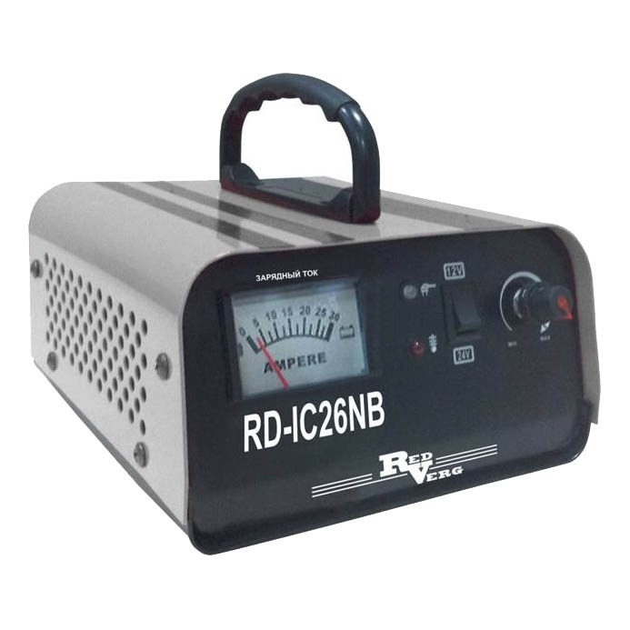 цена на Зарядное устройство для электроинструмента RedVerg RD-IC26NB