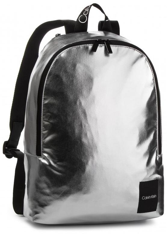 купить Рюкзак мужской Calvin Klein Jeans, K50K504201, серебристый по цене 9200 рублей