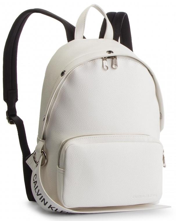 купить Рюкзак мужской Calvin Klein Jeans, K40K400805, белый по цене 15300 рублей