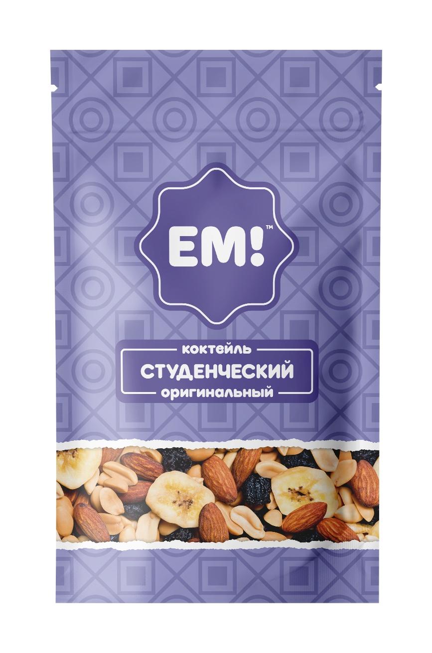 Коктейль Студенческий Оригинальный 150гр. ЕМ