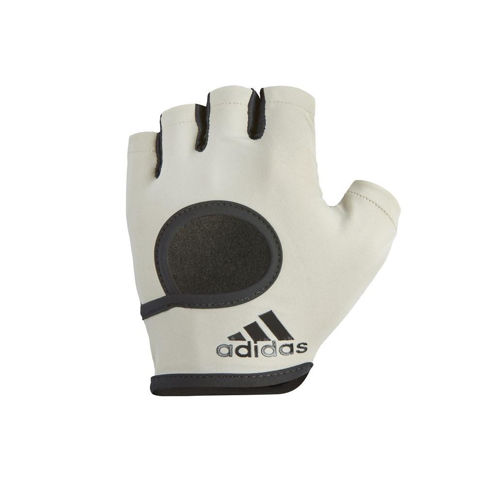 Перчатки для фитнеса Adidas ADGB-12645, серый