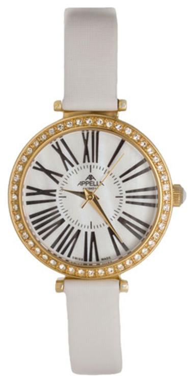 Часы Appella AP.4430.01.1.1.01 все цены