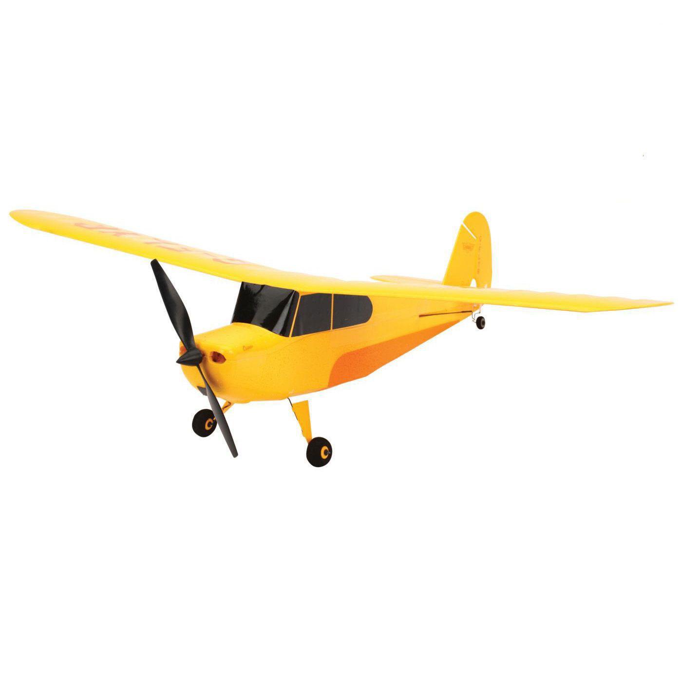 Радиоуправляемый самолет HobbyZone Champ 2.4G, электро, RTF радиоуправляемый самолет hobbyzone delta ray технология safe