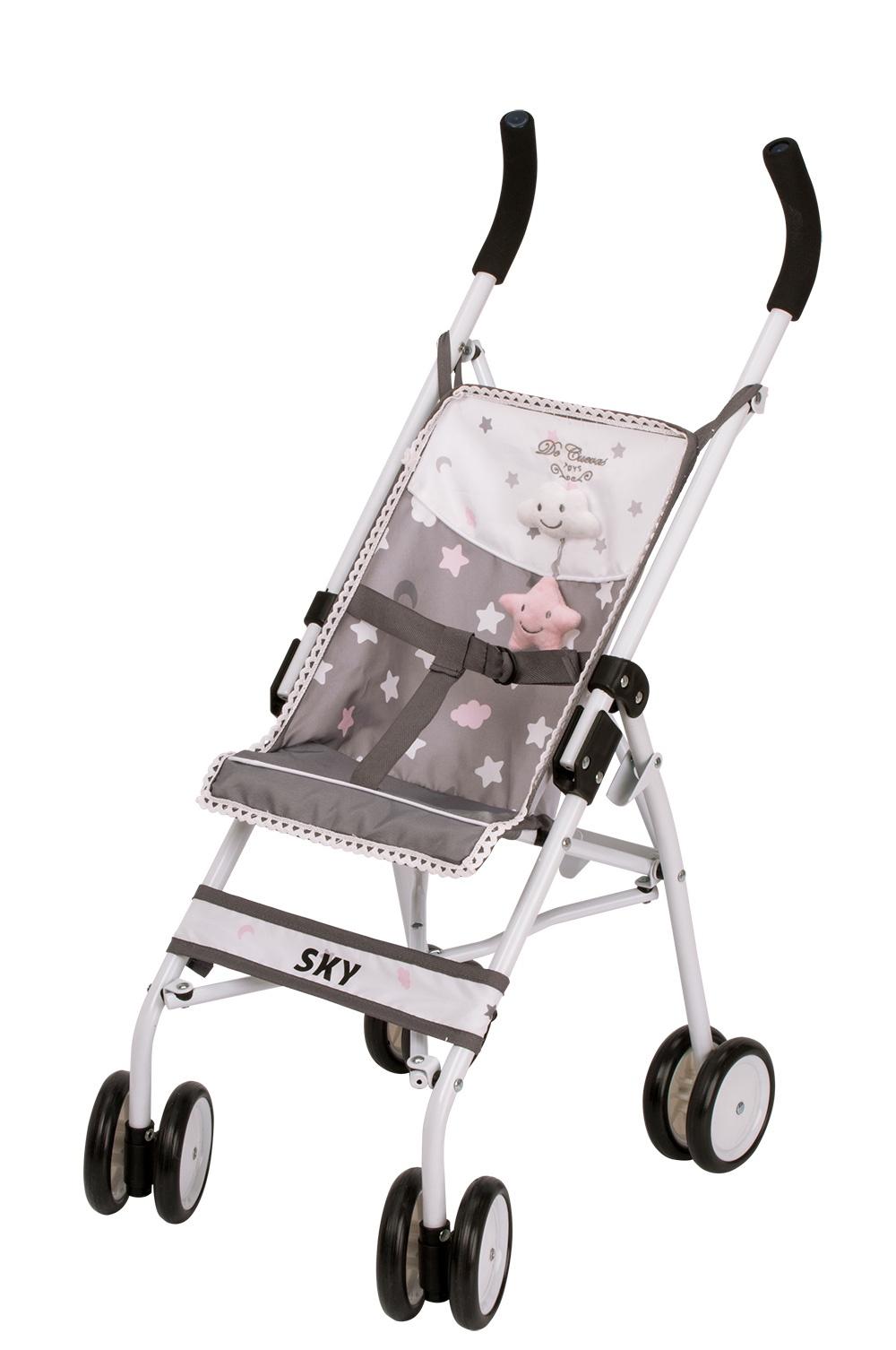 Транспорт для кукол DeCuevas 86024 муфта tigger warmhands на ручку коляски