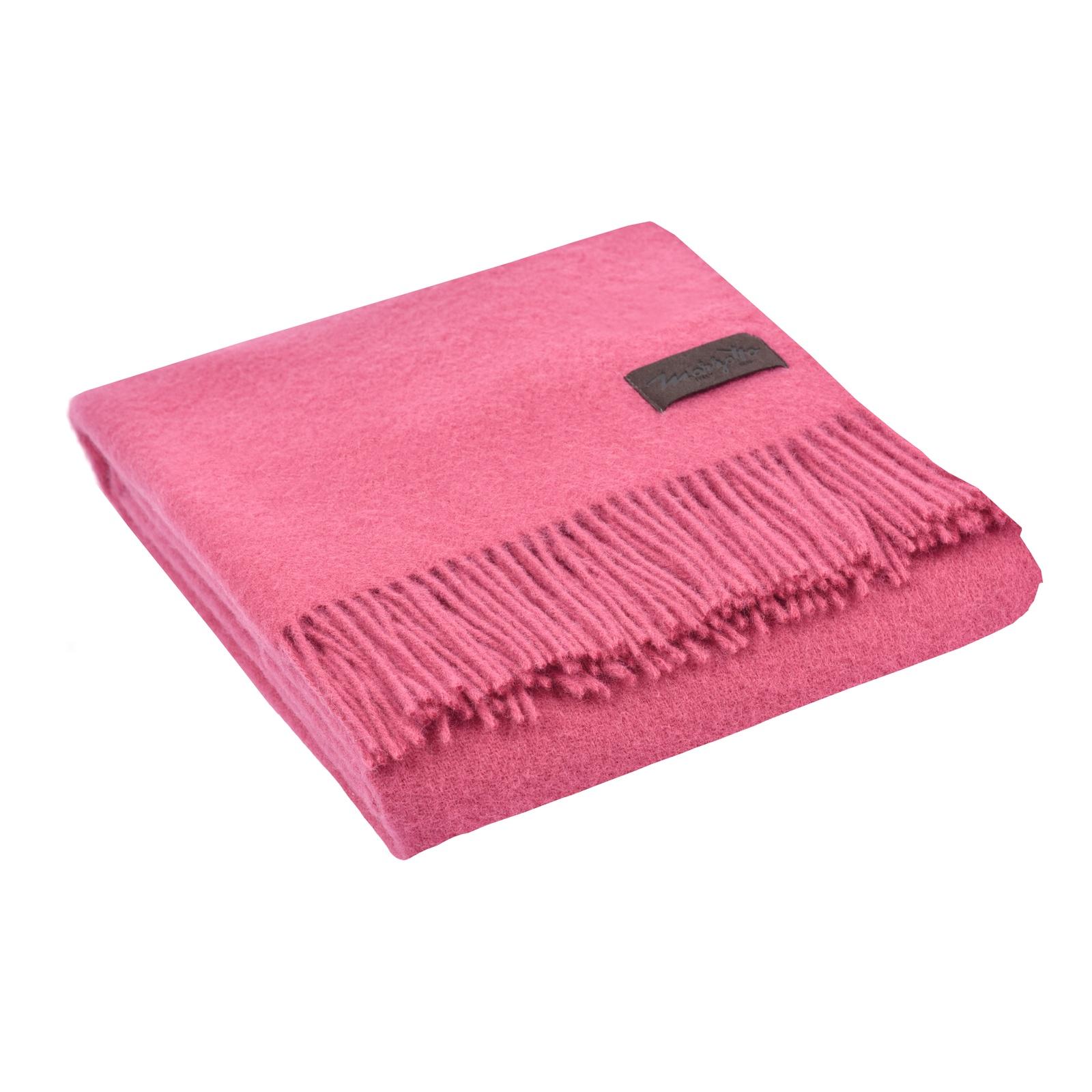 Плед MARZOTTO DALIA, розовый плед marzotto paola 130х170 см