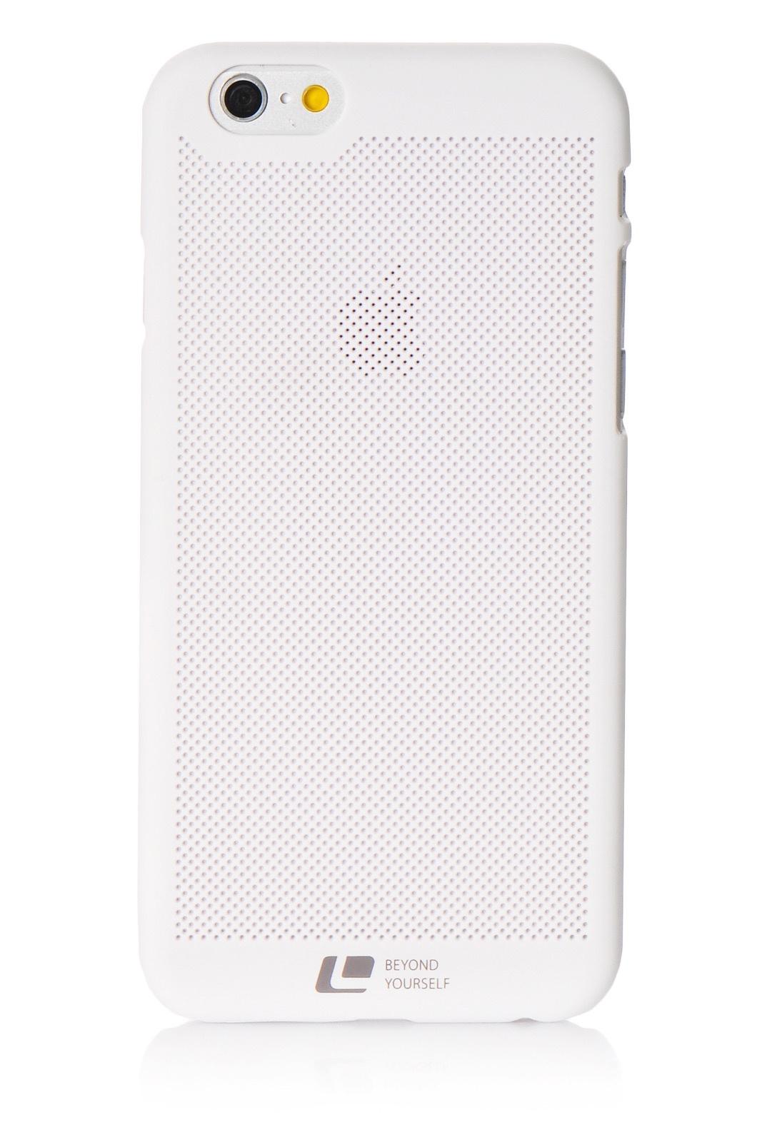 Чехол для сотового телефона Loopee пластик перфорированный для Apple iPhone 6 Plus/6S Plus 5.5