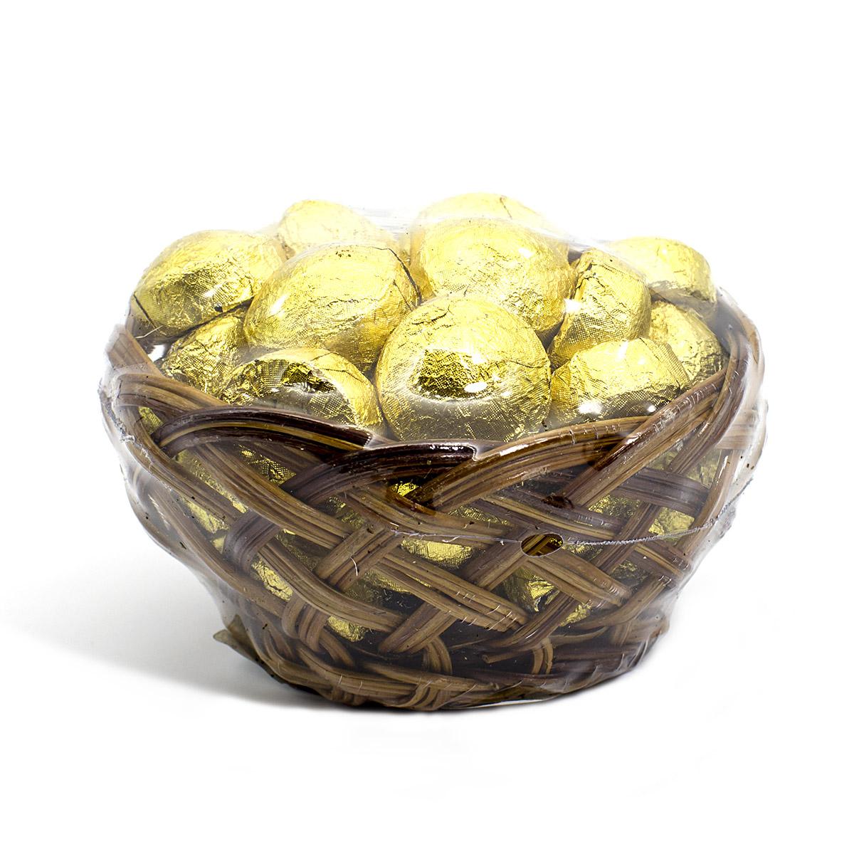 Чай листовой Пуэр Золотая То Ча в корзине 200 г пуэр то ча со сладкой гречихой в корзине 200 г