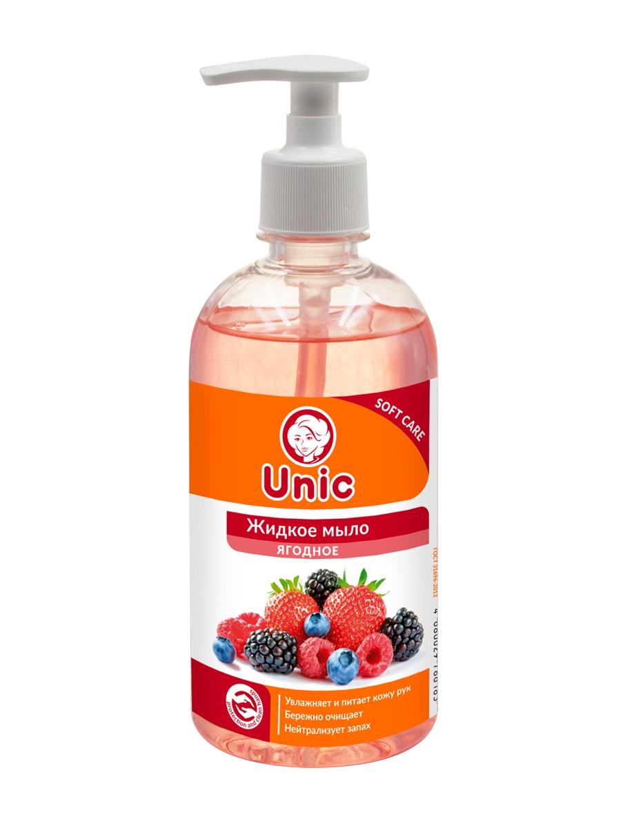 """Жидкое мыло UNIC """"Ягодное"""""""