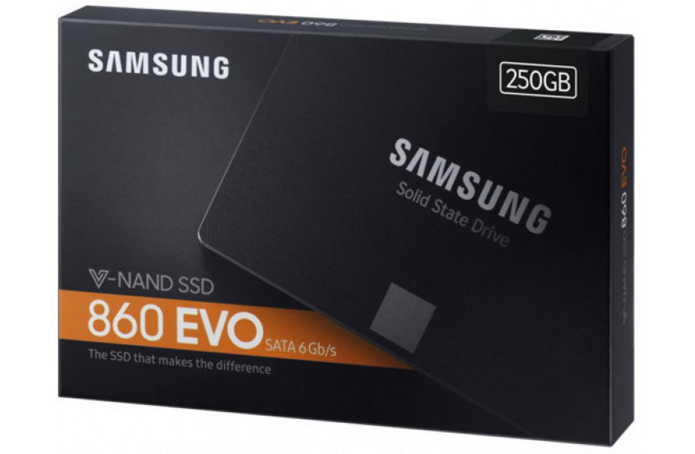 SSD накопитель Samsung 860 EVO 250GB (MZ-76E250BW) скачать драйвера для ноутбука samsung