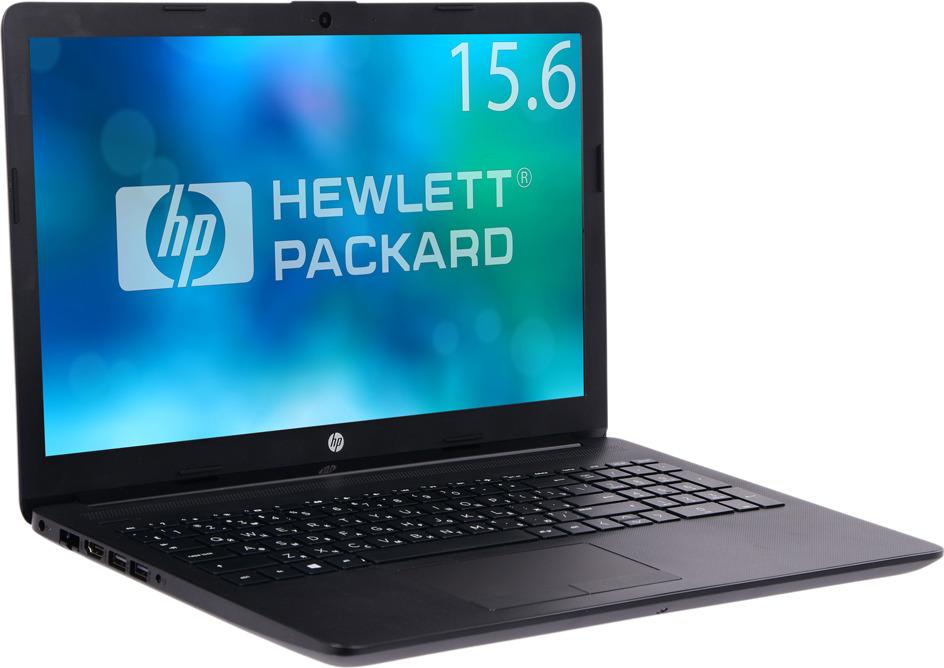 Ноутбук HP 15-da0068ur 4JR81EA, черный ноутбук hp 15 da0149ur