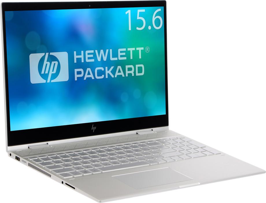 Ноутбук HP Envy x360 15-cn0003ur 4GU76EA, серебристый ноутбук hp envy 15 ae105ur p0g46ea p0g46ea