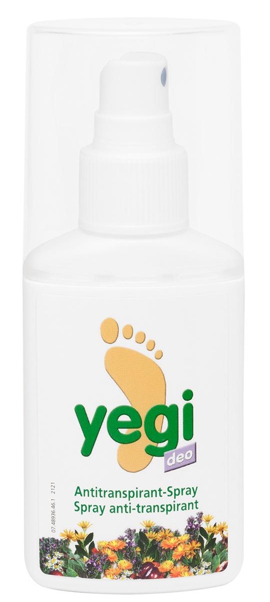 Дезодорант Dr. Wild ДЕО ЙЕГИ Спрей-антиперспирант для ног,75мл, 105