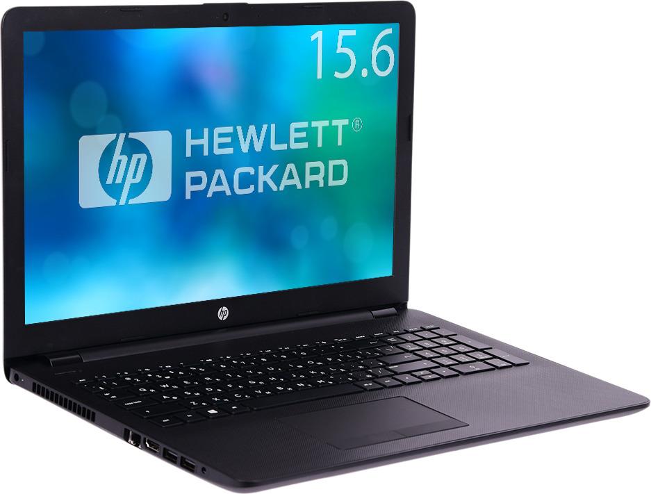 Ноутбук HP 15-da1012ur 5SW27EA, черный как проверить ноутбук