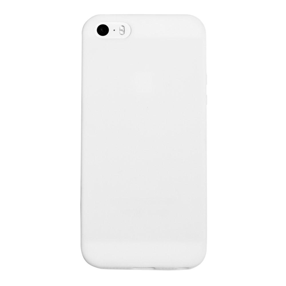 Чехол для сотового телефона ONZO MATT iPhone 5/5S/SE, белый