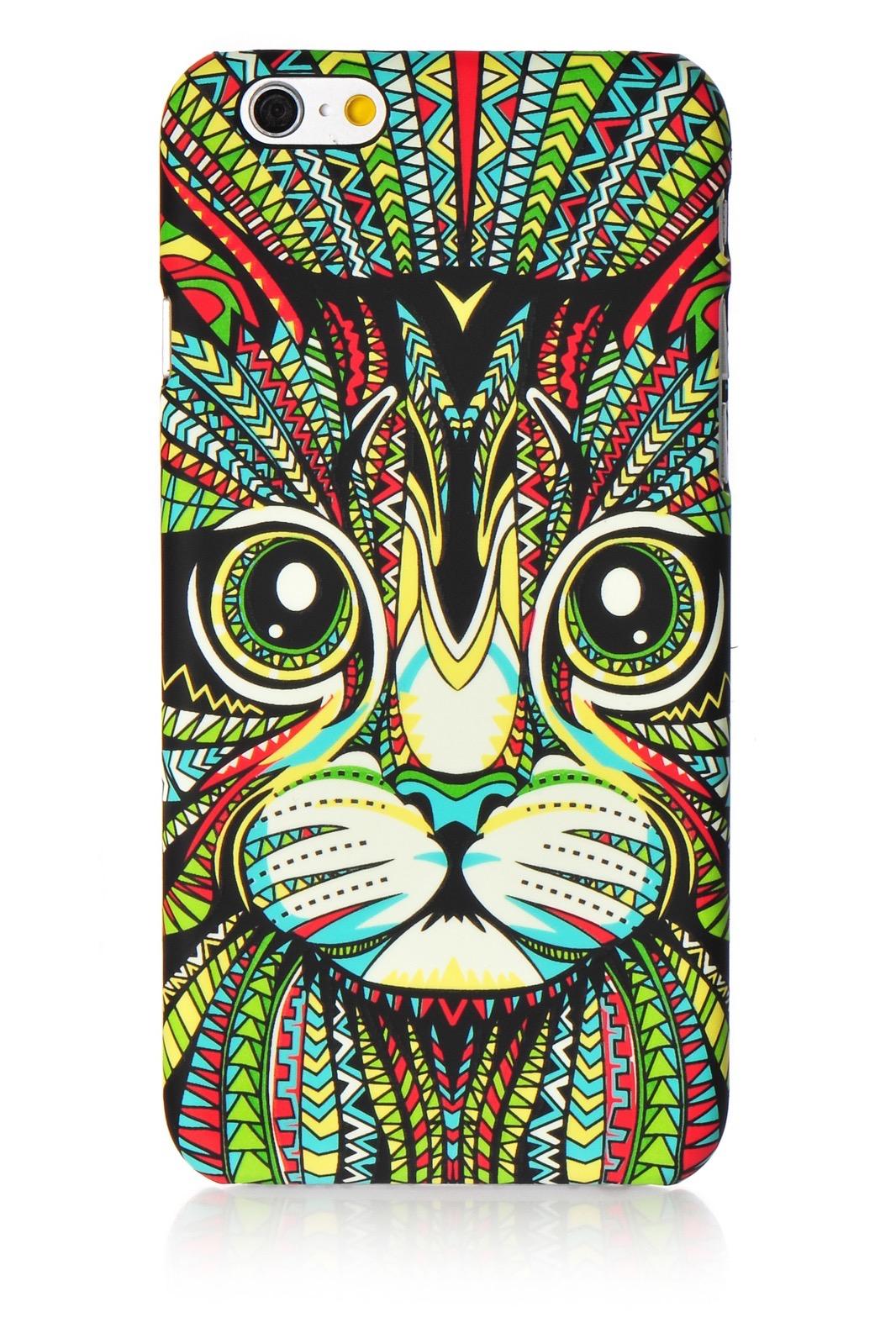 """Чехол для сотового телефона LUXO светящийся пластик стиль 7 для Apple iPhone 6 Plus/6S Plus 5.5"""""""