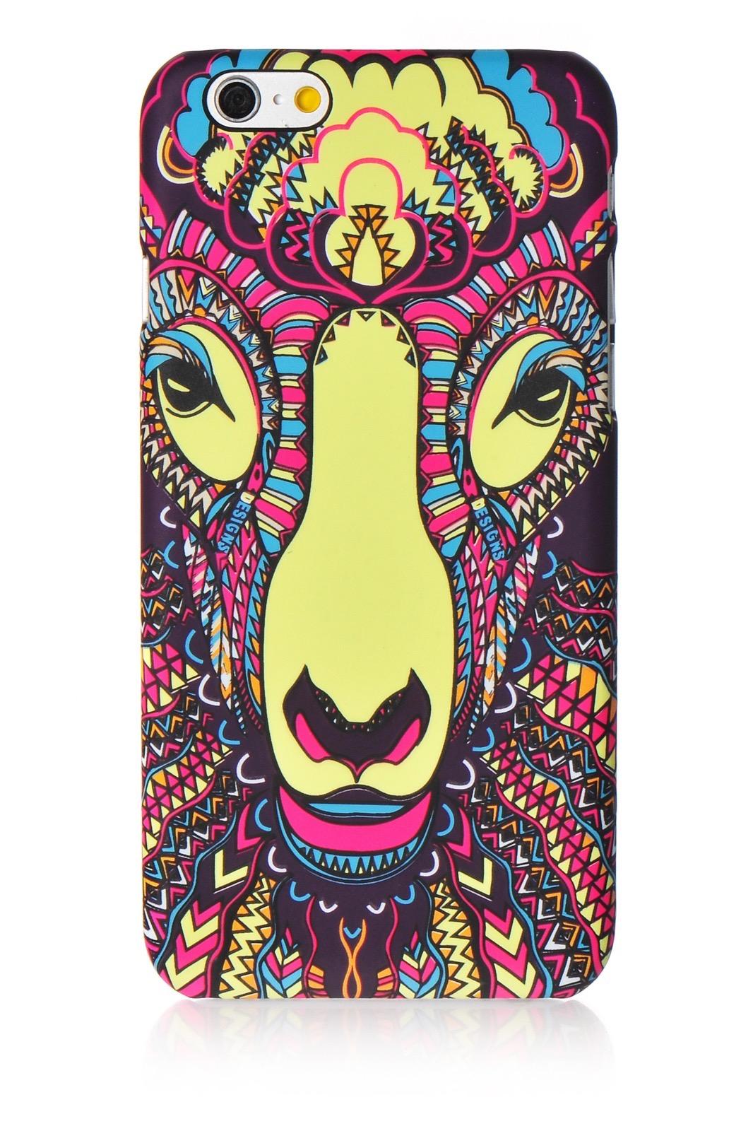 """Чехол для сотового телефона LUXO светящийся пластик стиль 9 для Apple iPhone 6 Plus/6S Plus 5.5"""""""