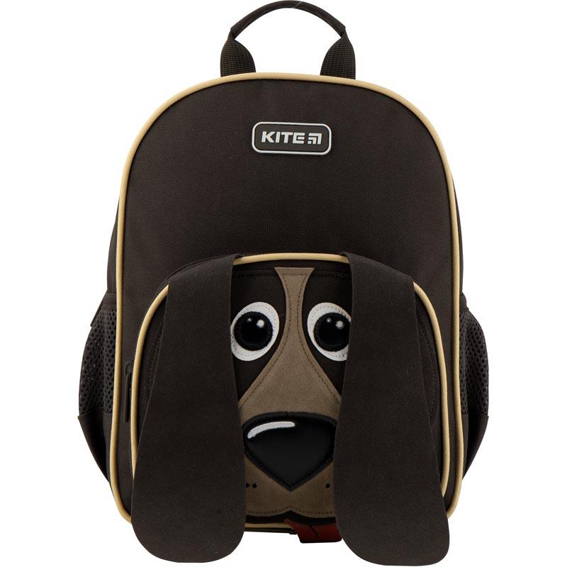 Рюкзак Kite детский Kids коричневый 29x21x9,5 см, коричневый цена