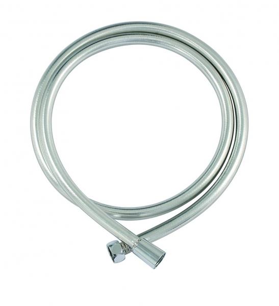 Душевой шланг Bravat P7231N-RUS, серебристый душевой шланг bravat p7234cp rus серебристый