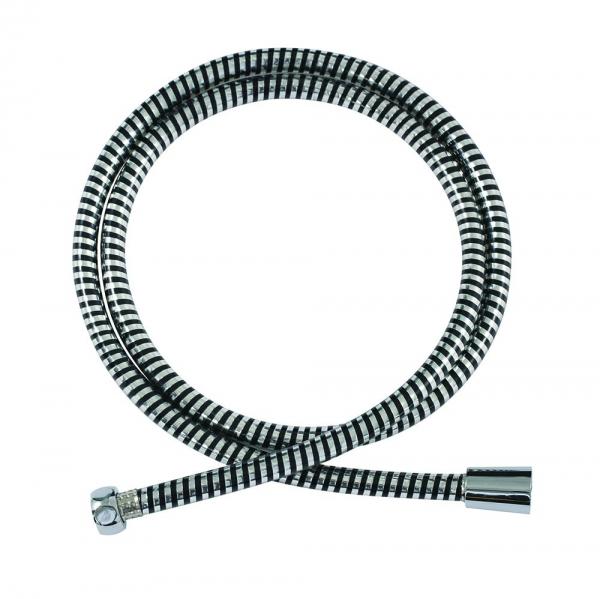 Душевой шланг Bravat P7233CP-RUS, серебристый душевой шланг bravat p7234cp rus серебристый