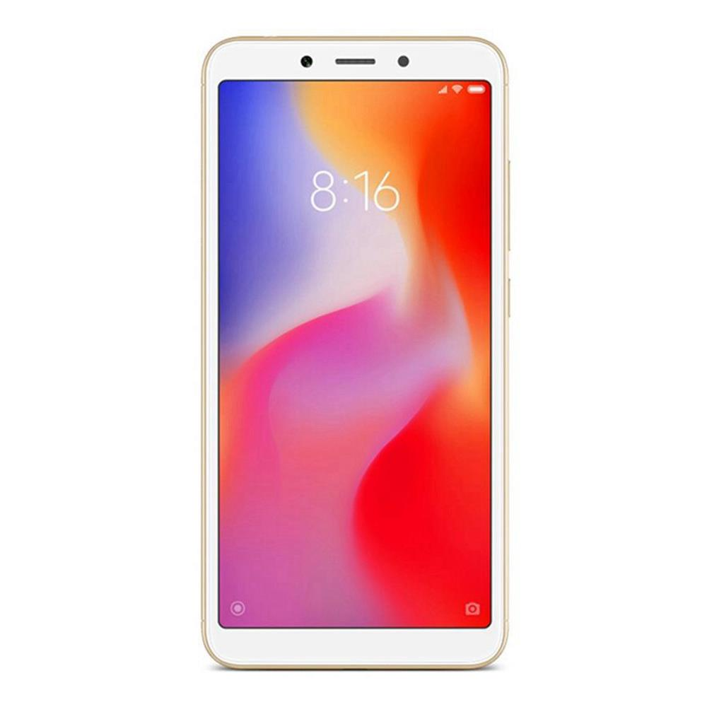 Смартфон Xiaomi Redmi 6A 2/16GB gold смартфон xiaomi redmi 6a 2 16gb black