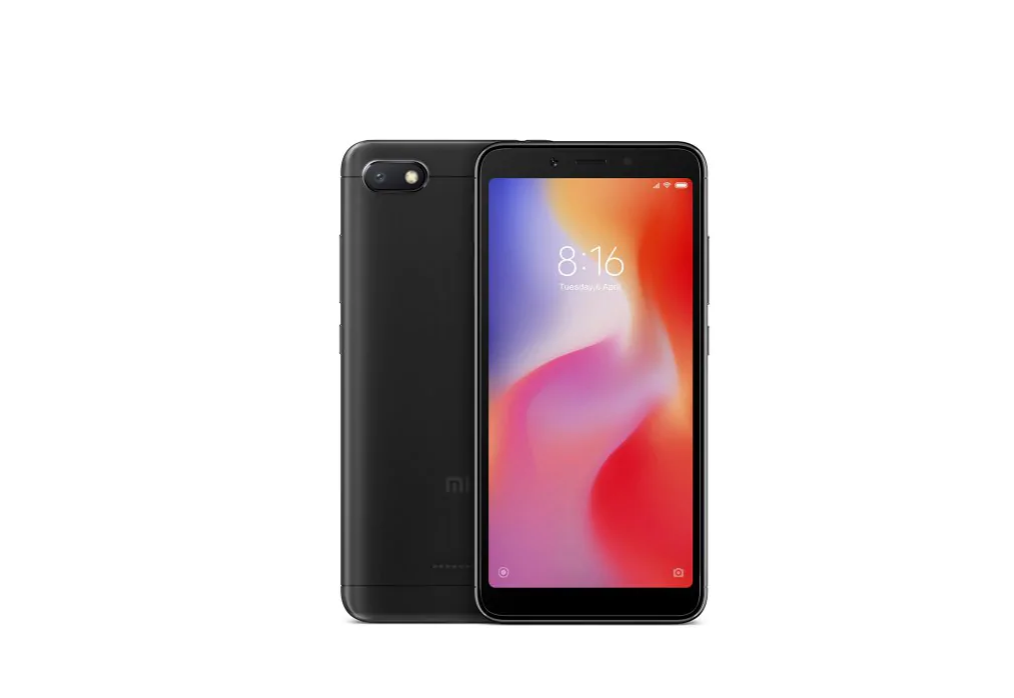 Смартфон Xiaomi Redmi 6A 2/16GB black смартфон xiaomi redmi 6a 2 16gb black