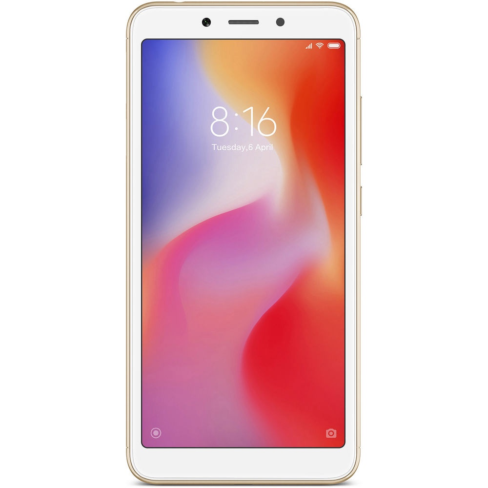 Смартфон Xiaomi Redmi 6A 2/32GB смартфон xiaomi redmi 6a 2 16 gb золотистый