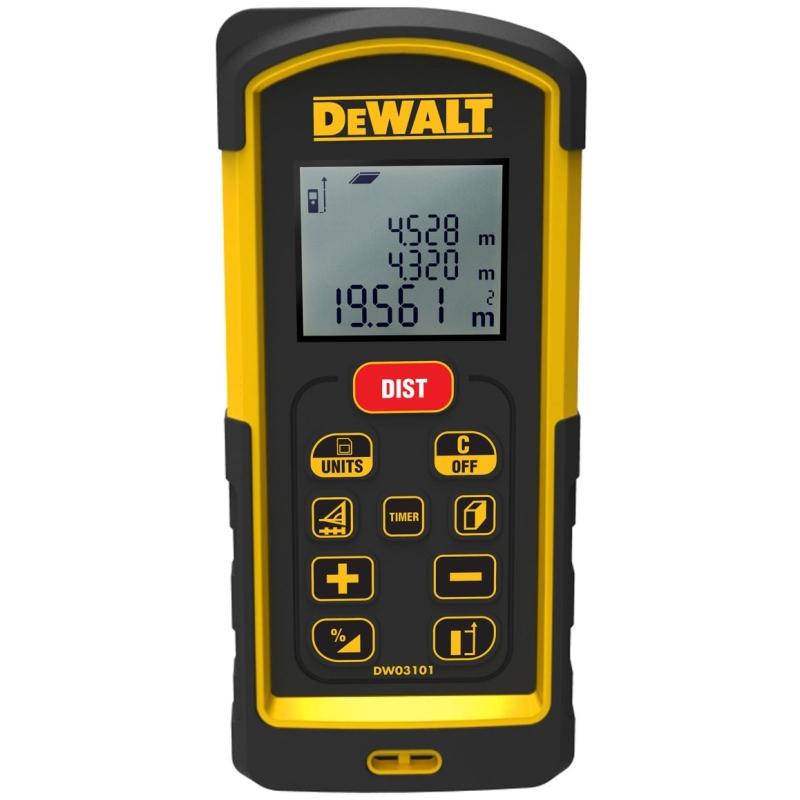 Дальномер DeWalt DW03101 цена