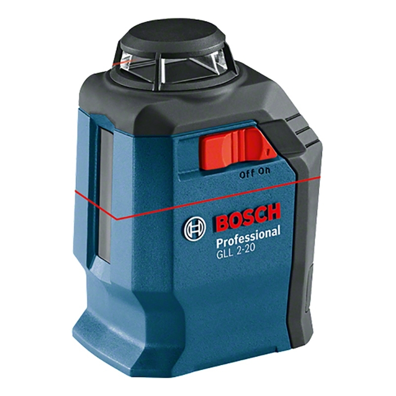 Лазерный уровень/нивелир BOSCH GLL 2-20 (360)+BM3 нивелир лазерный ротационный bosch grl 500 h lr 50 0 601 061 a00