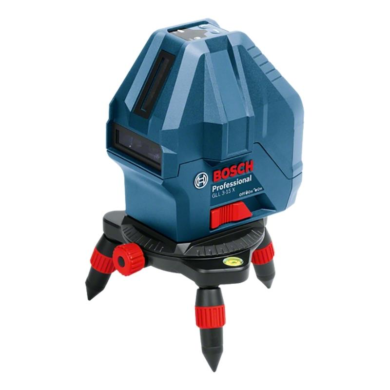 Лазерный уровень/нивелир BOSCH GLL 3-15X