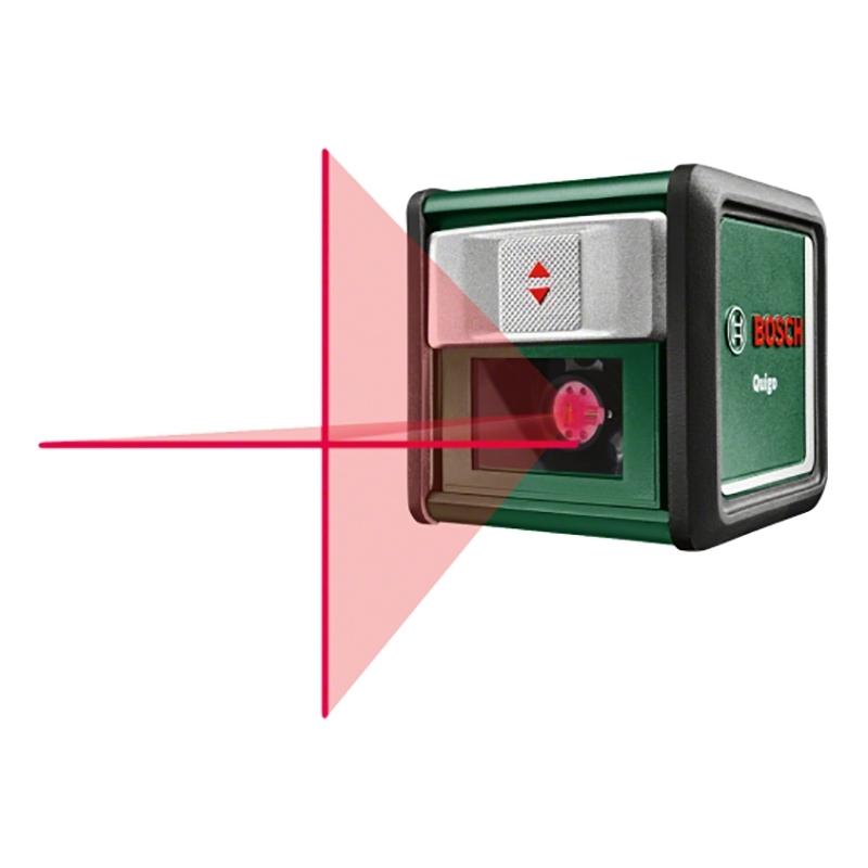 Лазерный уровень/нивелир BOSCH QUIGO LLL цены