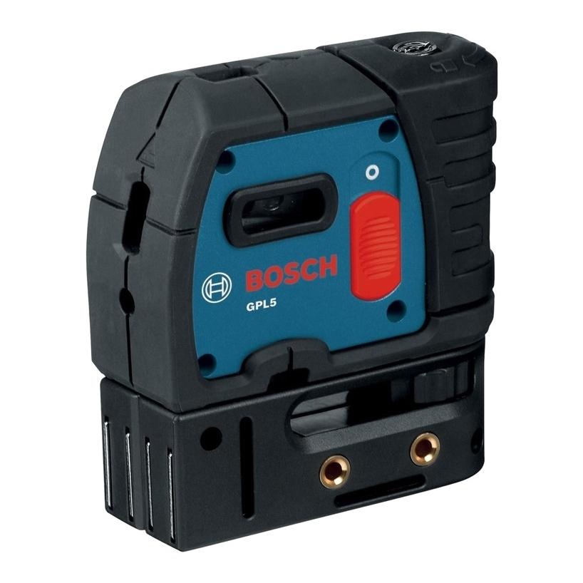 Лазерный уровень/нивелир BOSCH GPL 5 С +BM1