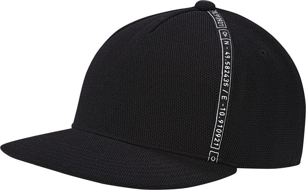 Бейсболка Adidas Zne Par Cap, цвет: черный. DT5252. Размер 56/58DT5252