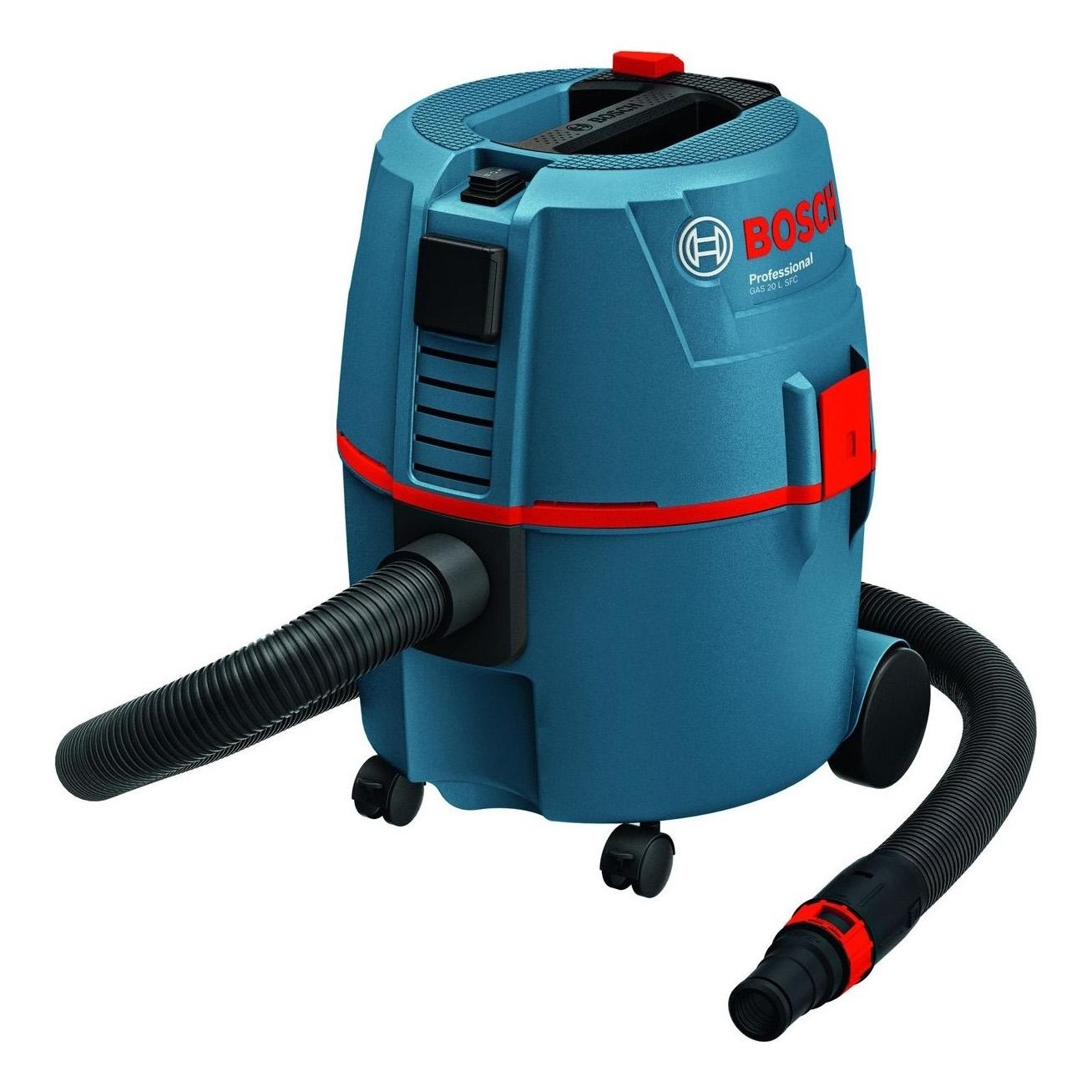 лучшая цена Строительный пылесос BOSCH GAS 20 L SFC