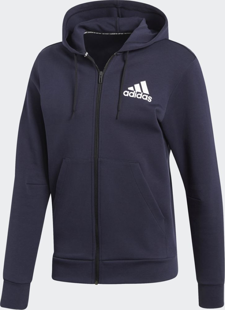 Худи adidas Mh Plain Fz худи мужское adidas sid fz цвет синий dt9915 размер s 44 46