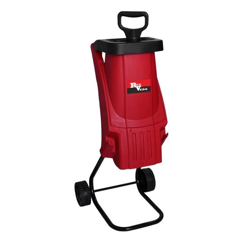 Садовый измельчитель RedVerg RD-GS240 садовый пылесос воздуходувка redverg rd bg230