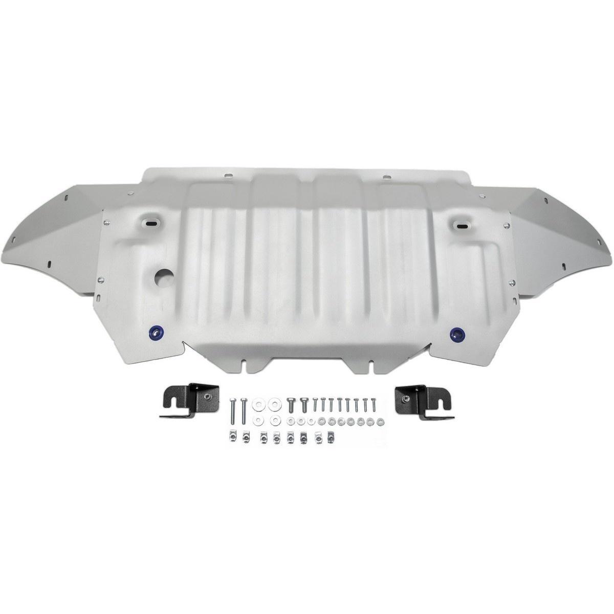 Защита радиатора Rival 333.0329.12200000006462Защита радиатора и картера Rival 333.0329.1 для Audi Q7