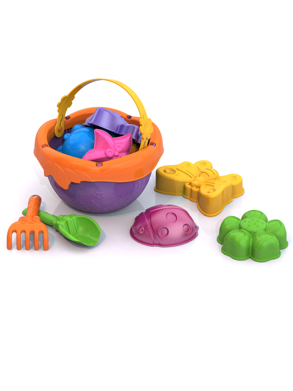 формочки игрушечные нордпласт формочка игрушечная Игровой набор Нордпласт 431697