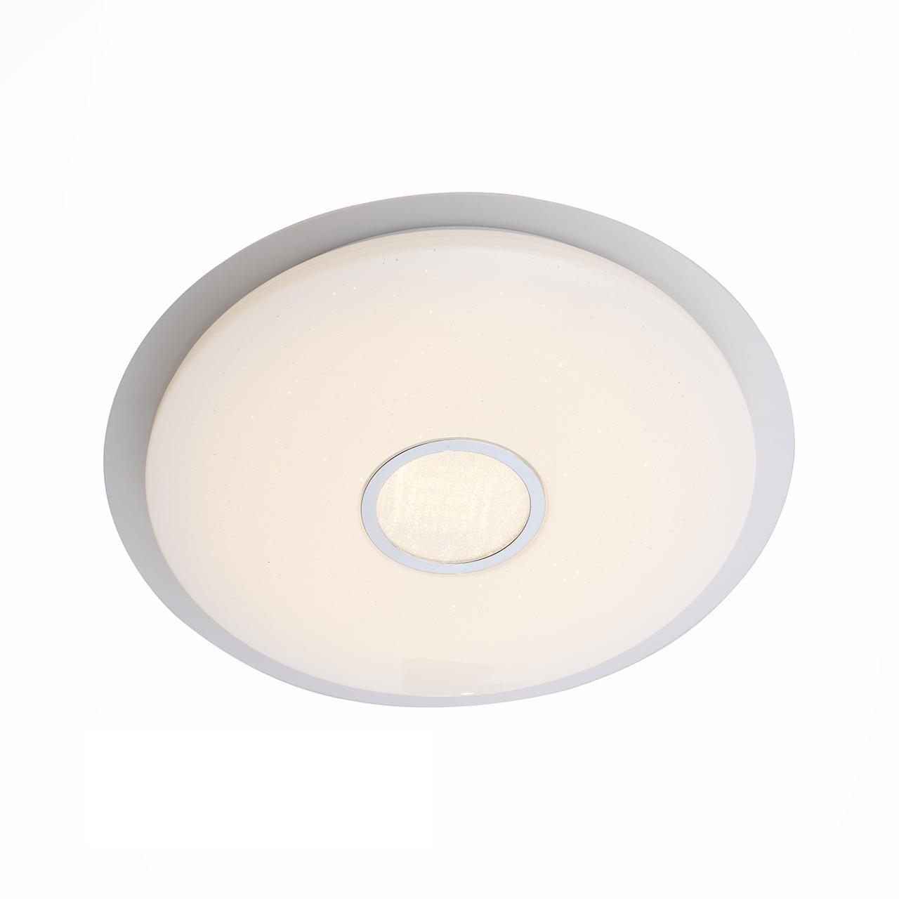 Потолочный светильник ST Luce SLE350.112.01, белый настенно потолочный светодиодный светильник st luce funzionale sle350 112 01