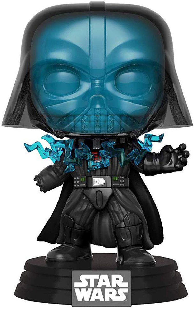 Фигурка Funko POP! Bobble: Star Wars: Electrocuted Vader 37527 funko pop bobble фигурка star wars rogue one young jyn erso 14872