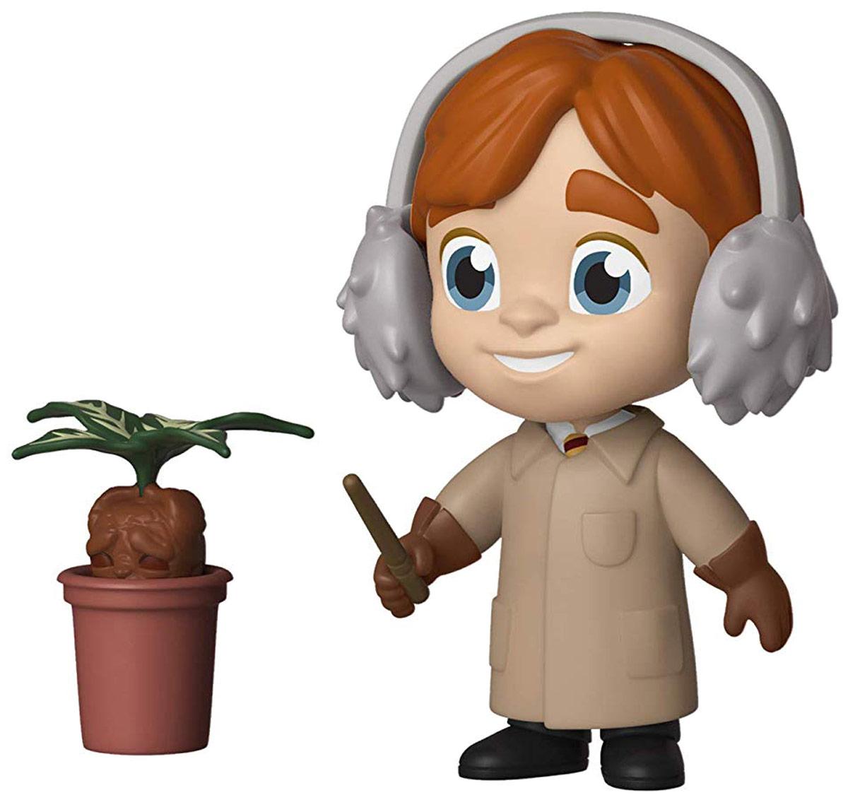 Фигурка Funko Vinyl Figure: 5 Star: Harry Potter: Ron Weasley (Herbology) 37265 funko pop vinyl фигурка harry potter s5 hermione granger herbology 29502