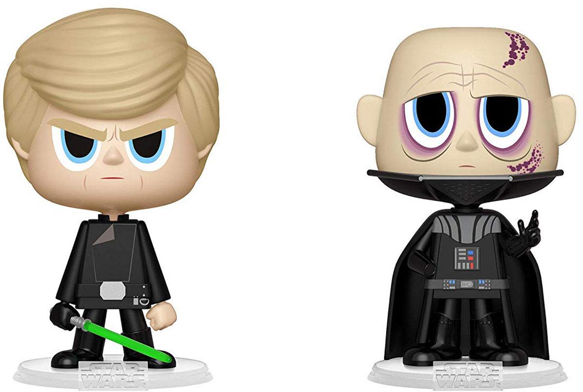 Фигурка Funko VYNL: Star Wars: Darth Vader & Luke Skywalker (ROTJ) 31623