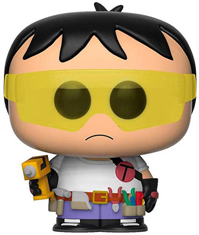 все цены на Фигурка Funko POP! Vinyl: South Park W2: Toolshed 34861 онлайн