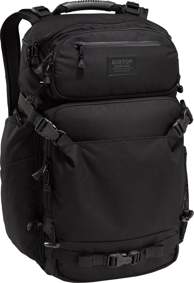 Рюкзак Burton Focus Pack, 11029100002NA, черный, 30 л комплект burton menswear london burton menswear london bu014emcfka7