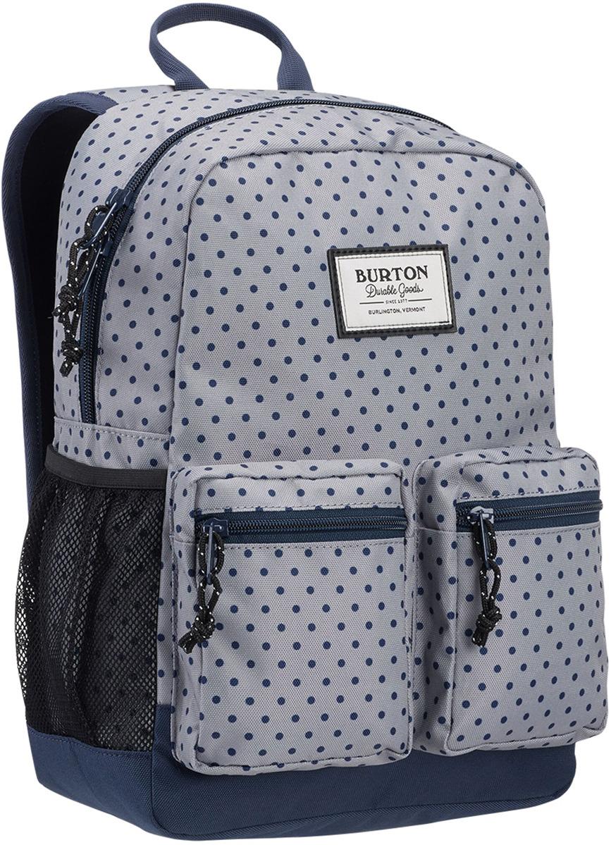 купить Рюкзак детский Burton Youth Gromlet Pack, 11055111020NA, синий, серый, 15 л недорого