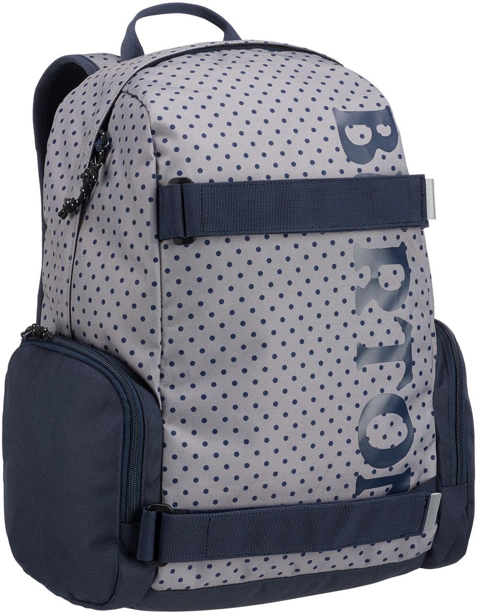 купить Рюкзак детский Burton Youth Emphasis, 13660109020NA, синий, серый, 18 л недорого
