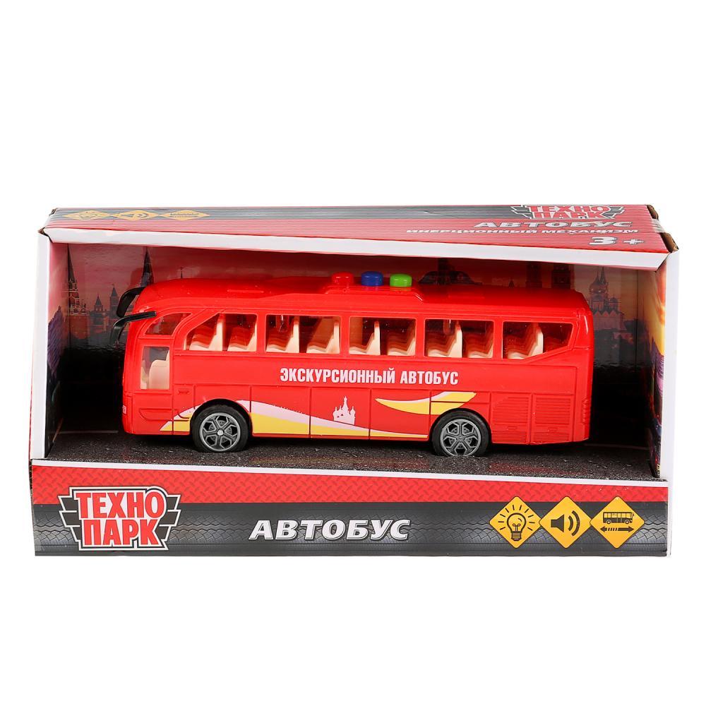 Машинка-игрушка Технопарк 1576685-R