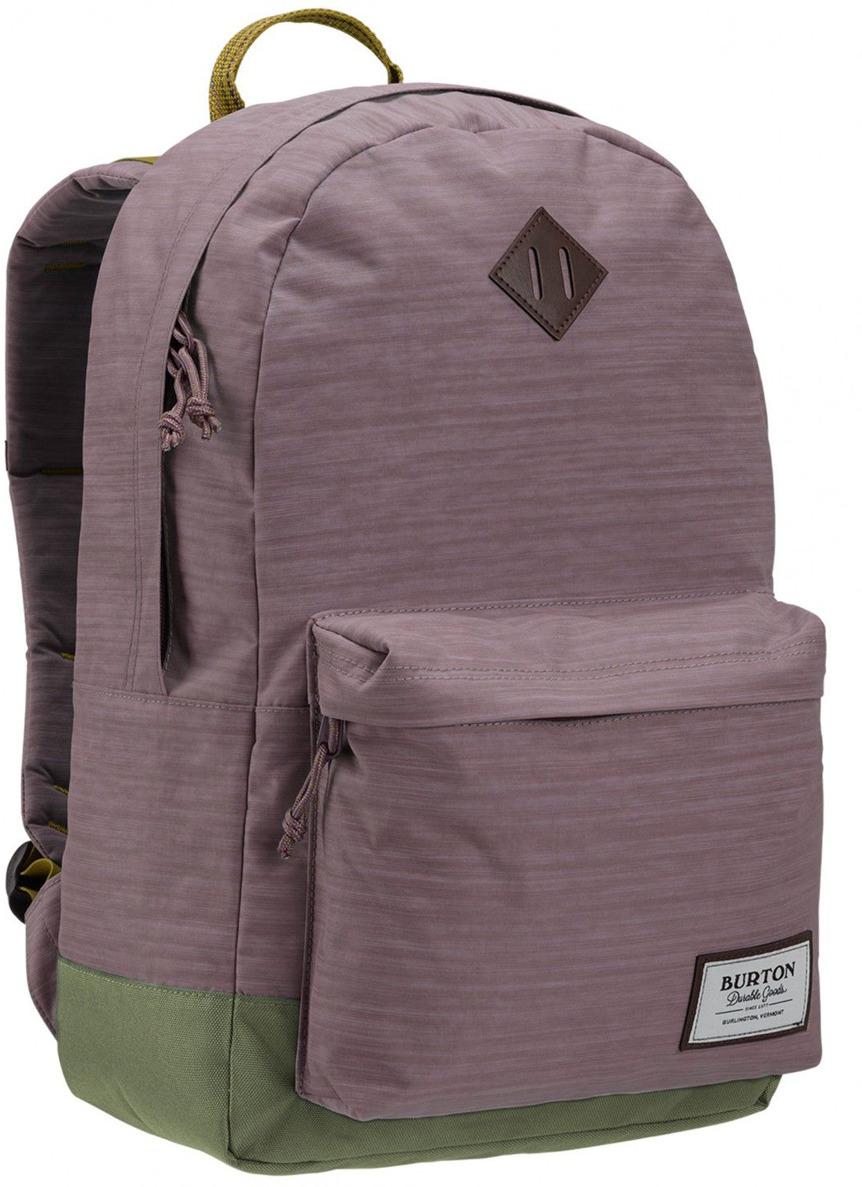Рюкзак Burton Kettle Pack, 16336107500NA, розовый, 20 л burton рюкзак cadet pack syrup herringbone win14