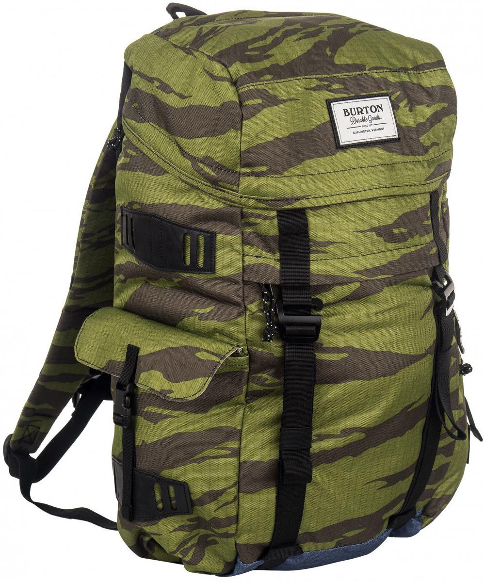 Рюкзак Burton Annex Pack, 16339107301NA, зеленый, серый, 28 л