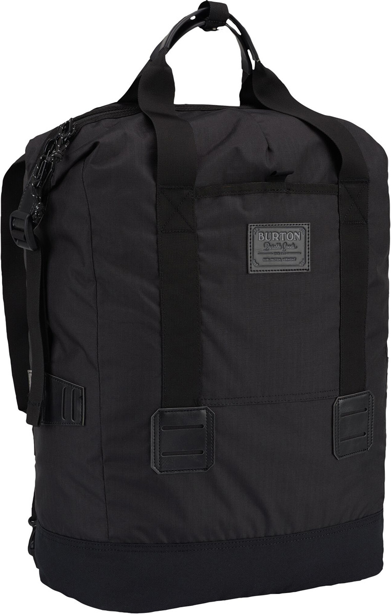 Рюкзак Burton Tinder Tote, 17293102002NA, черный, 25 л рюкзак спортивный columbia essential explorer 25l цвет черный 25 л